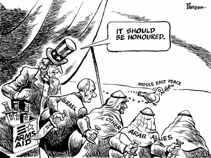 Image result for USA Middle East CARTOON