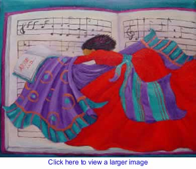 BlackCommentator.com - Art: Free to be Me By Margaret Warfield