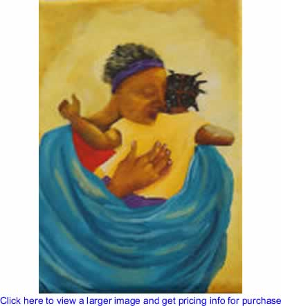 Art: Mother's Love By Margaret Warfield