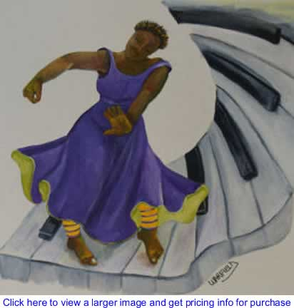 Art: Order My Steps By Margaret Warfield