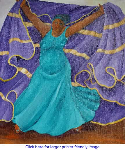 Art: Distinctive Moves By Margaret Warfield