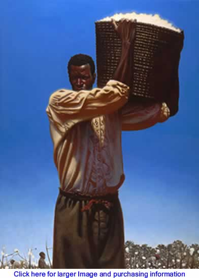 Art: Cotton By Kadir Nelson