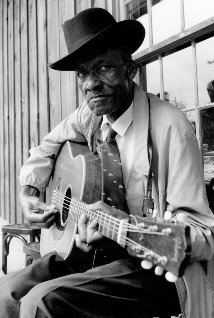 "BlackCommentator.com February 11, 2016 - Issue 640: James ""Son"" Thomas, Atlanta, GA 1984 - Art By Jim Alexander Photography, Atlanta GA"