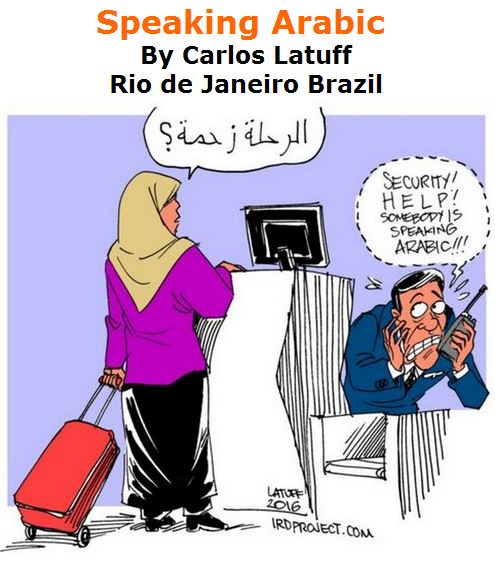 BlackCommentator.com April 28, 2016 - Issue 651: Political Cartoon By Carlos Latuff, Rio de Janeiro Brazil