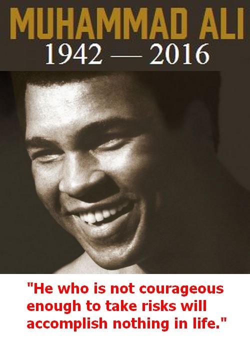 BlackCommentator.com June 09, 2016 - Issue 657: Muhammad Ali: 1942 - 2016