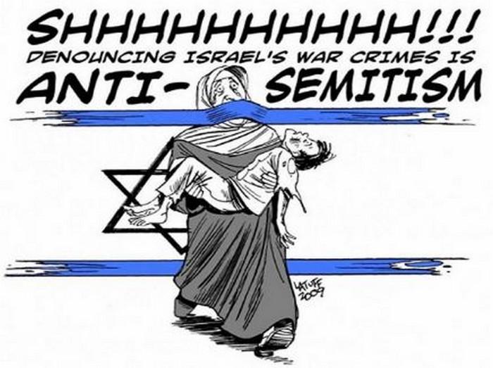 BlackCommentator.com March 02, 2017 - Issue 688: Palestinian Cause - Political Cartoon By Carlos Latuff, Rio de Janeiro Brazil
