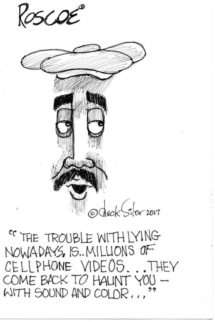 BlackCommentator.com May 25, 2017 - Issue 700: Videos - Political Cartoon By Chuck Siler, Carrollton TX