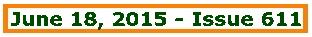 BlackCommentator.com June 18, 2015